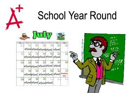 Would a year round school year benefit your child with #Autism?