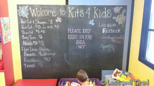 """""""Like"""" Kuts 4 Kids on Facebook"""